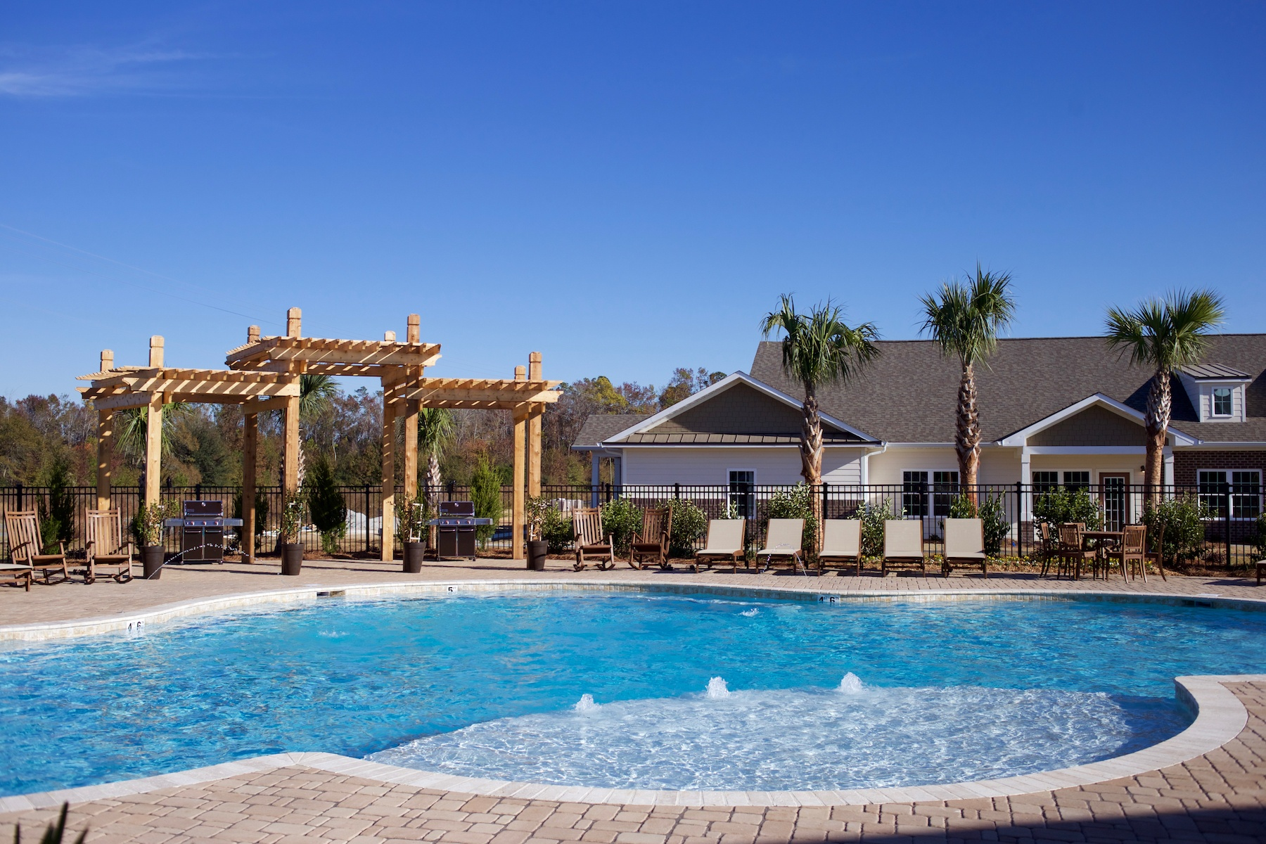 Tuscaloosa apartment amenities, apartment amenities, beacon place apartments